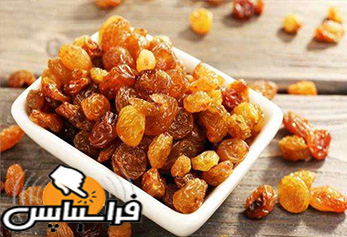 قیمت جدید کشمش انگوری ملکان