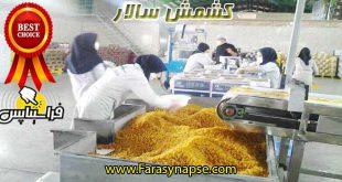 صادرات کشمش ایران به عراق