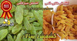 قیمت هر کیلو کشمش سبز